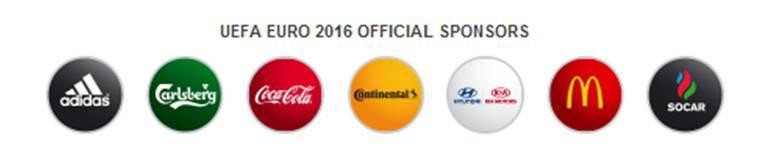 sponsor uefa euro 2016
