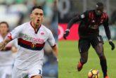Calciomercato Milan, arriva il colpo Ocampos