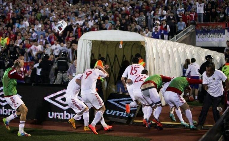 giocatori albania